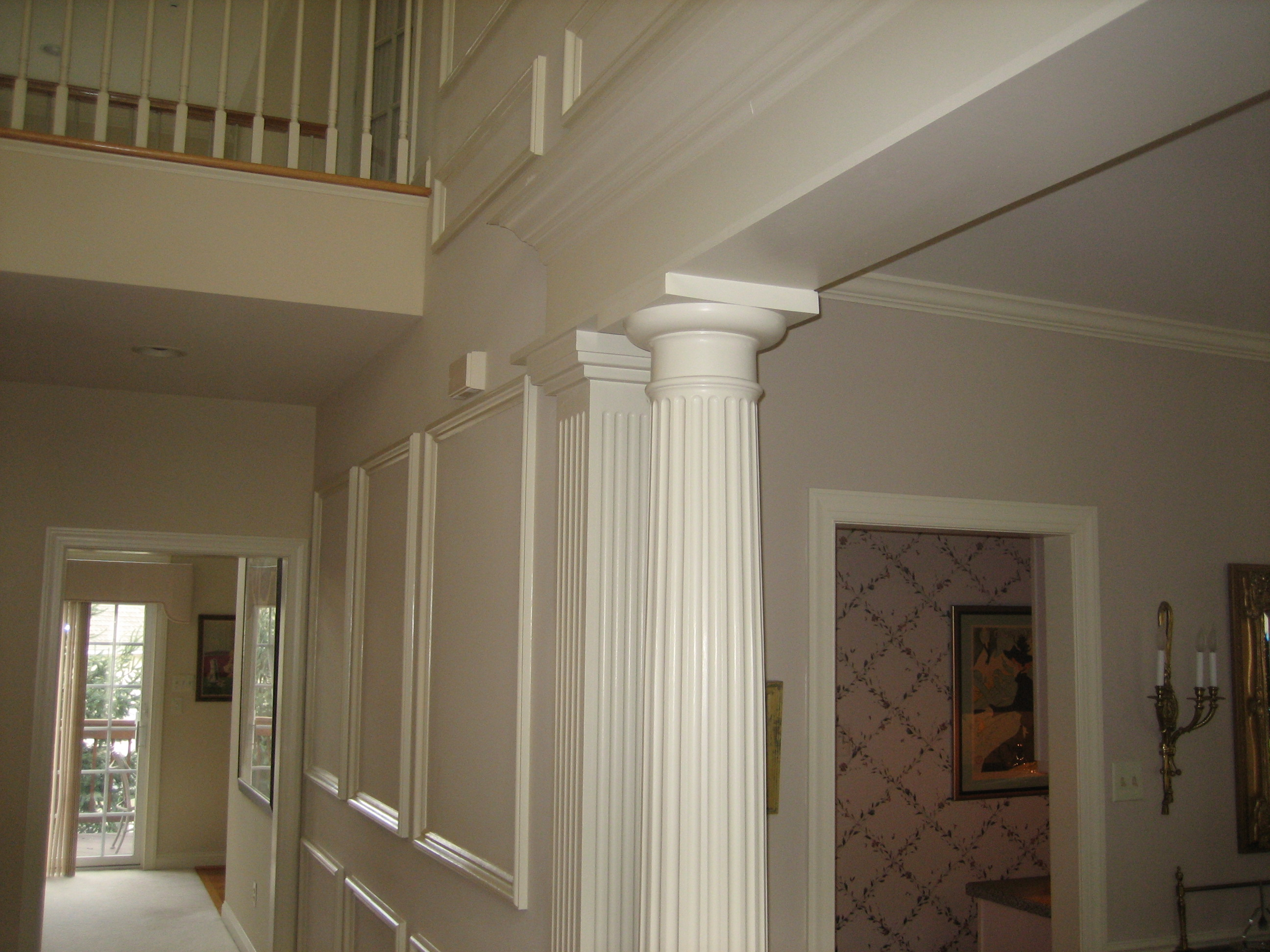 Columns And Doorways Crown Amp Trim By Design