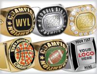 Custom Championship Rings | School Sports Champion Rings ...