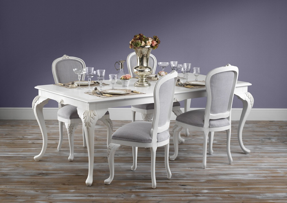 Beaulieu French Style Dining Table  French Dining