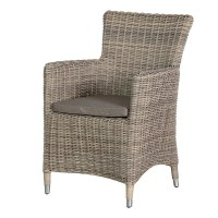 Outdoor Rattan Dining Chair | Outdoor Dining Furniture ...