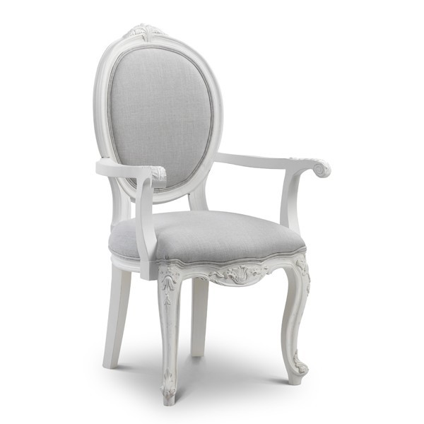 Sophia French Style Carver  French Style Dining Furniture