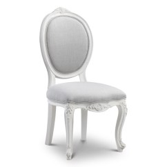 Velvet Dining Room Chairs Uk Baby Swing Bouncer Chair Sophia French Style - Crown Furniture