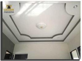 Gypsum false ceiling top quality interior design at crown gypsum interior