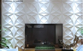 Gypsum very quality full interior design