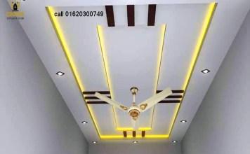 Gypsum full &False ceiling very quality full interior design