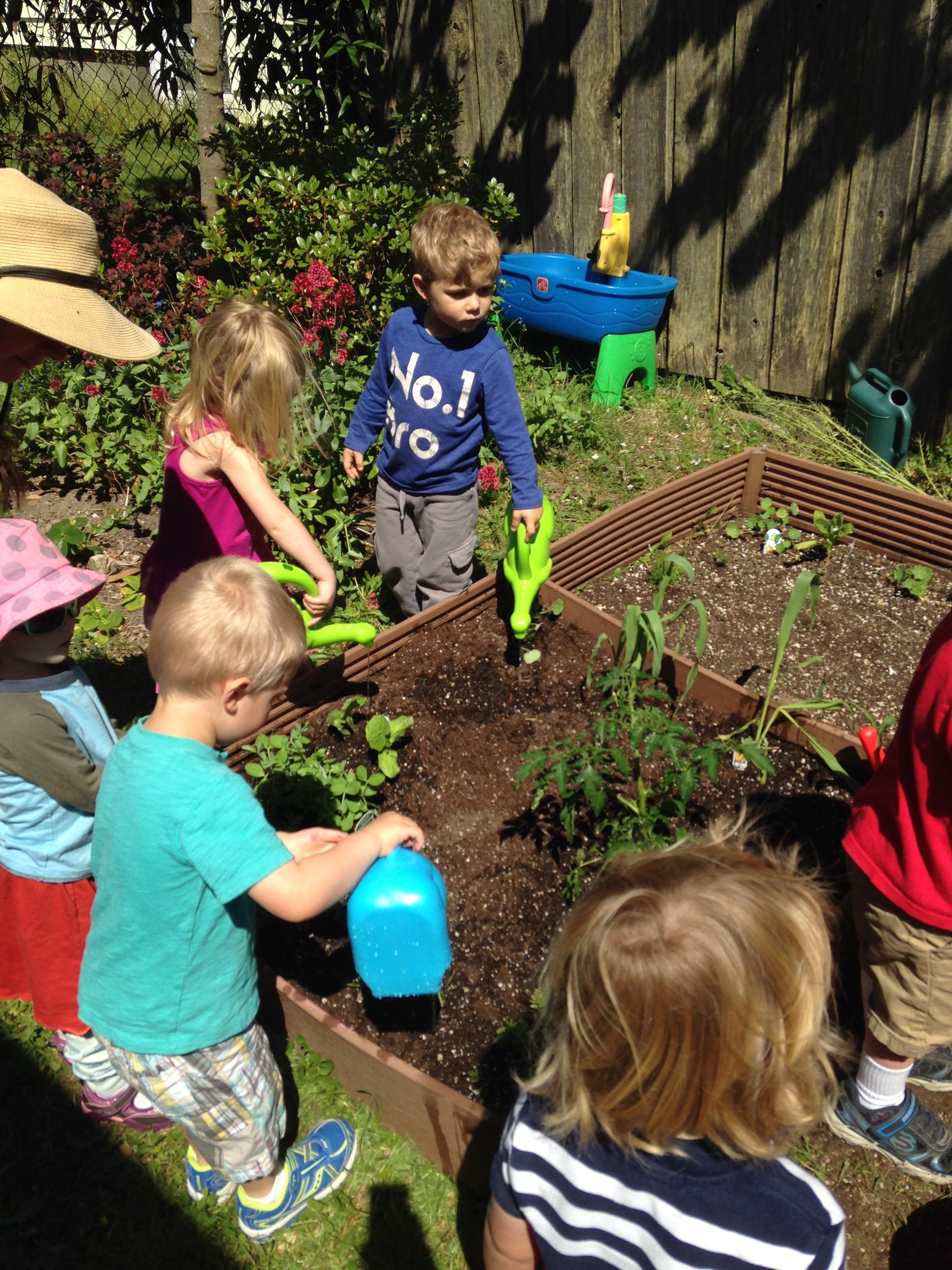 Crown Hill Explorers Cooperative Preschool Kids