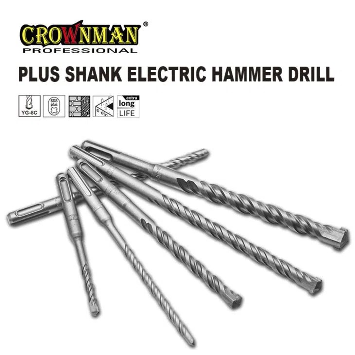 China Plus Shank ElectricHammer Drill Suppliers