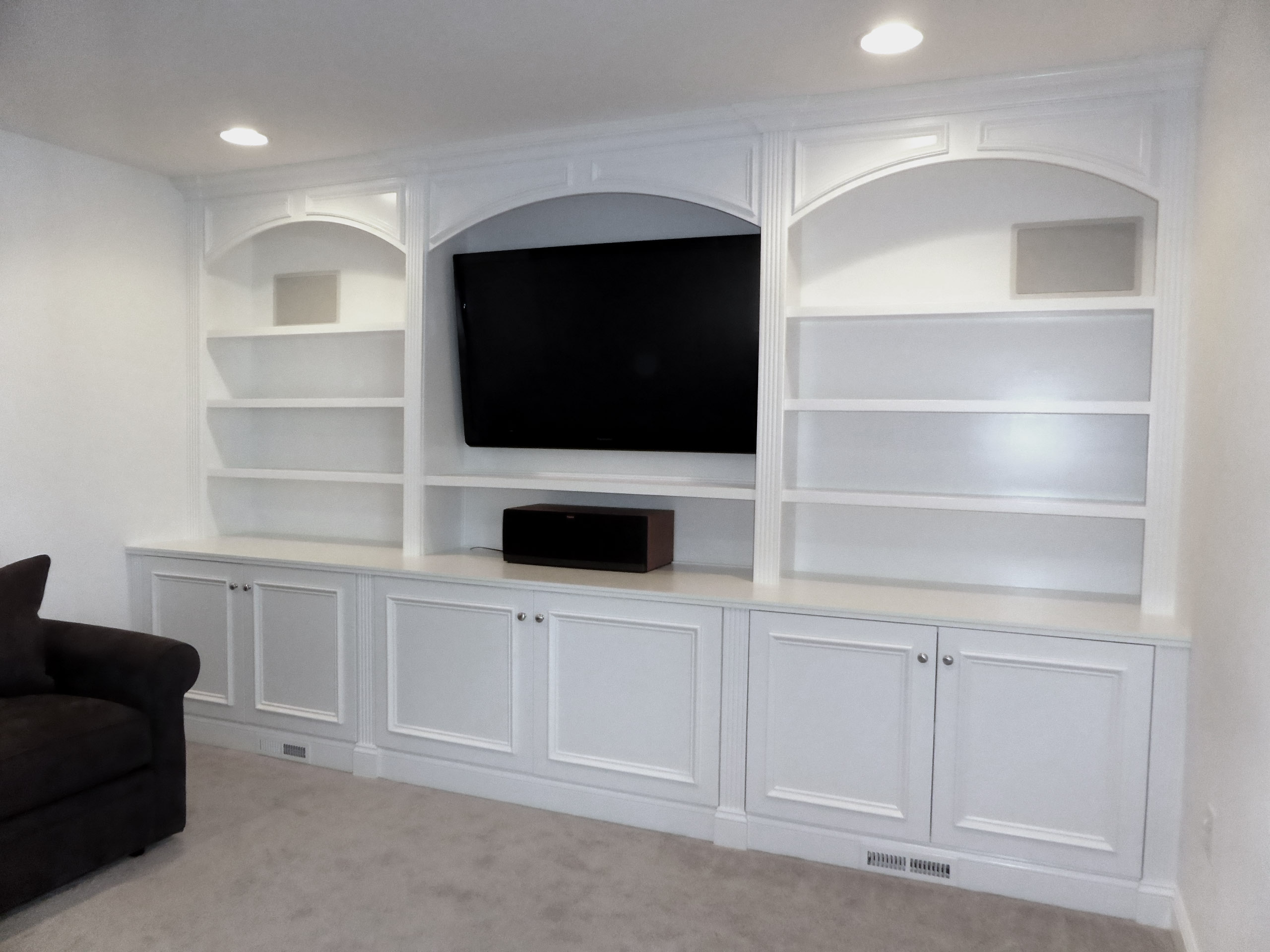 Built In Crown Molding NJ Crown Molding NJ LLC