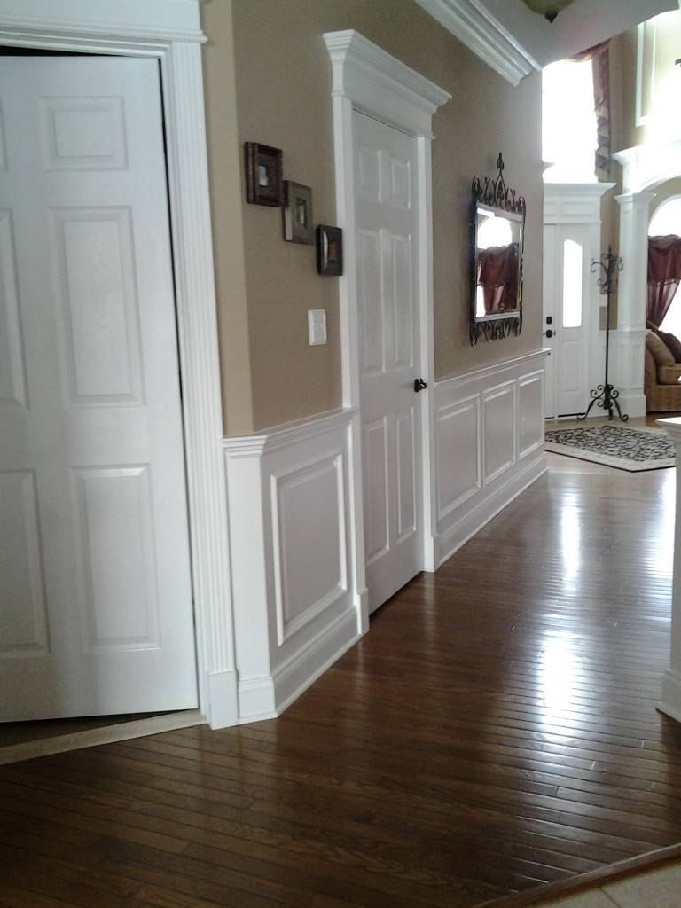 Wainscoting  Chair Rail  Shadow Boxes  Crown Molding NJ LLC