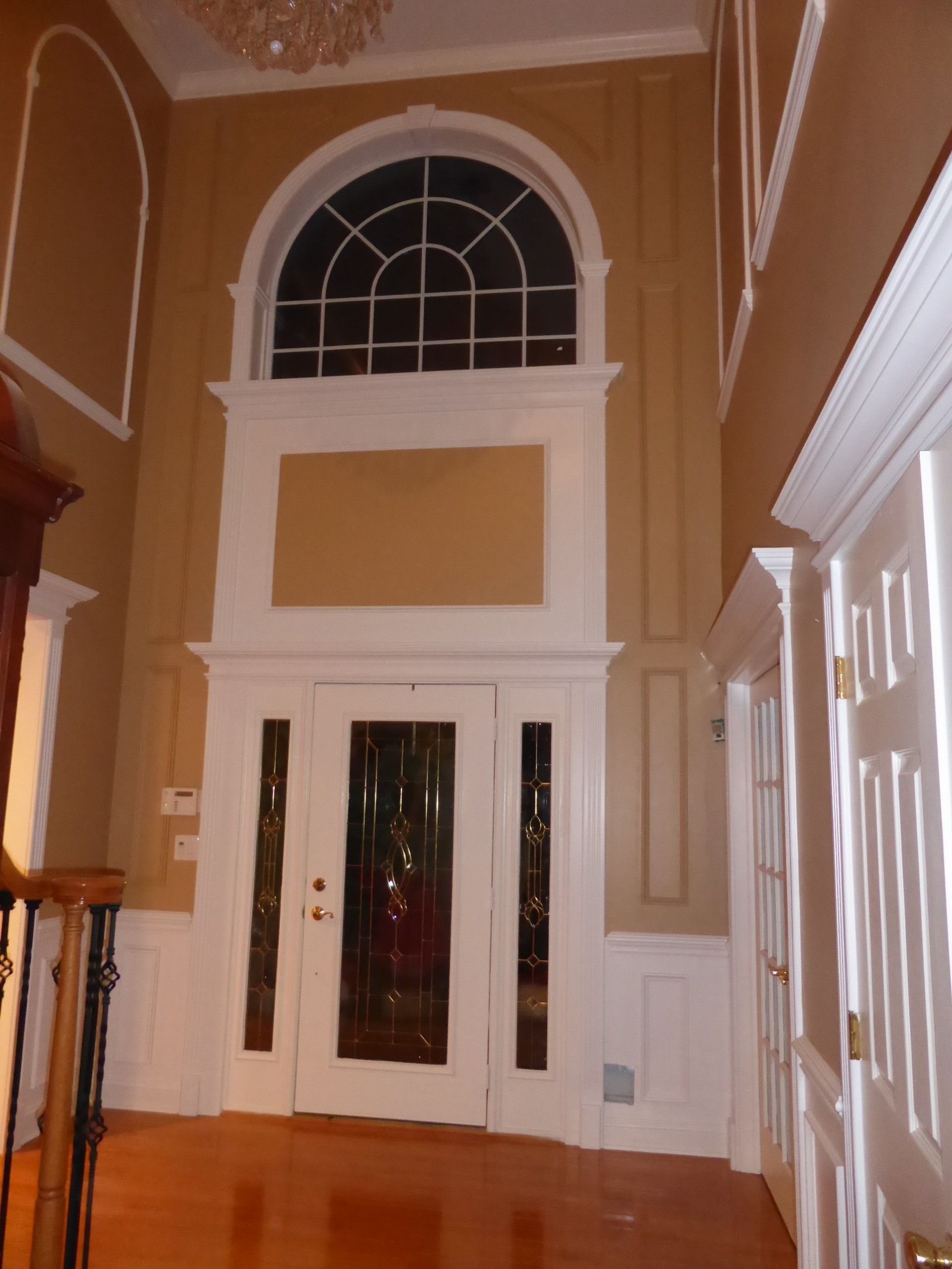 Foyer Design Crown Molding NJ LLC