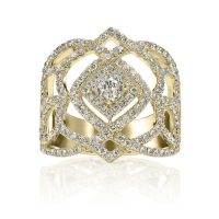 Crown Regal Ring | Crown of Light