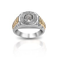 Crown Forza Ring | Mens Diamond Jewelry | Crown of Light