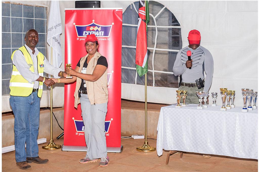 Chart Paints Colour Crown Kenya