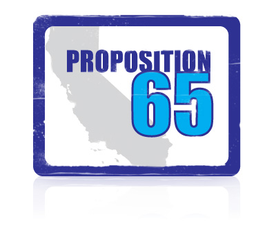 California Prop 65 Testing