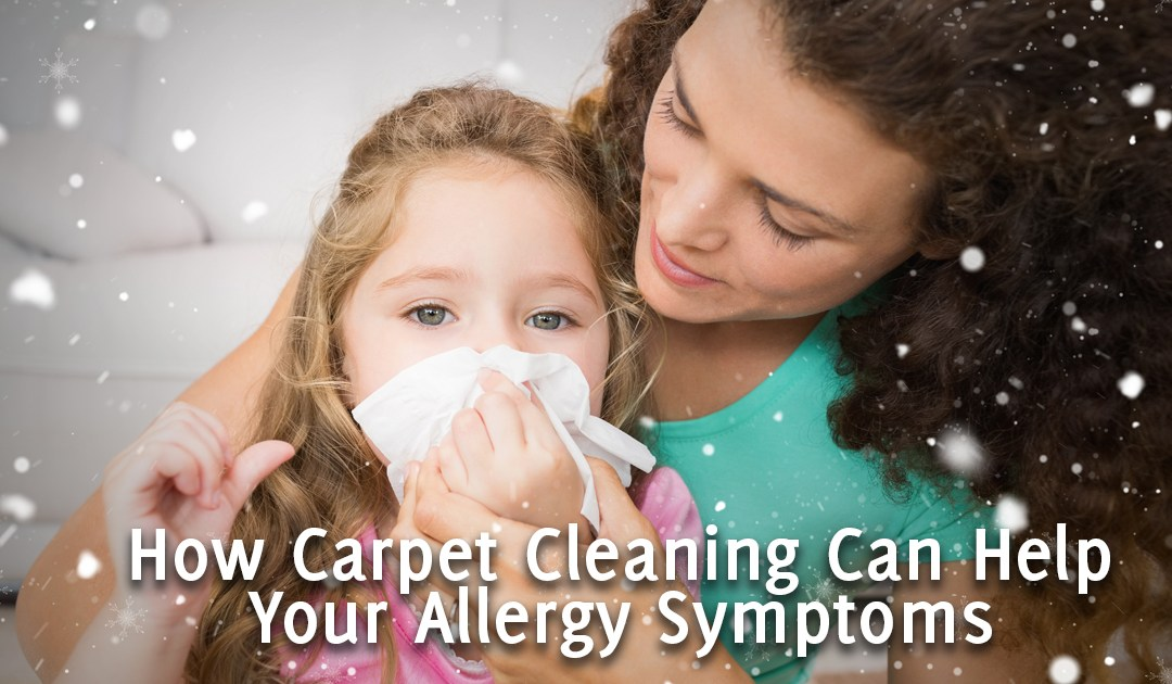 Carpet Cleaning and Allergy Symptoms