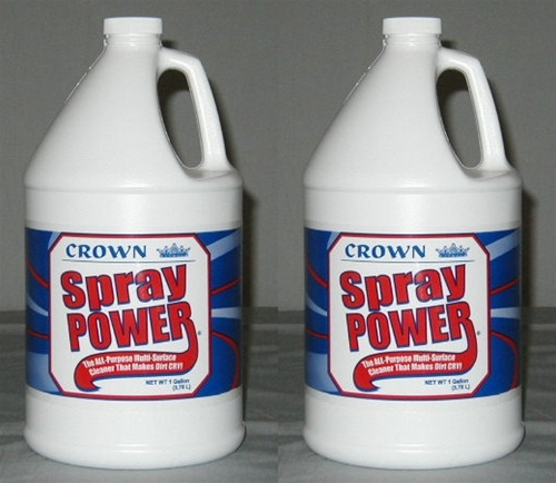 Spray Power 2 Gallon Pack