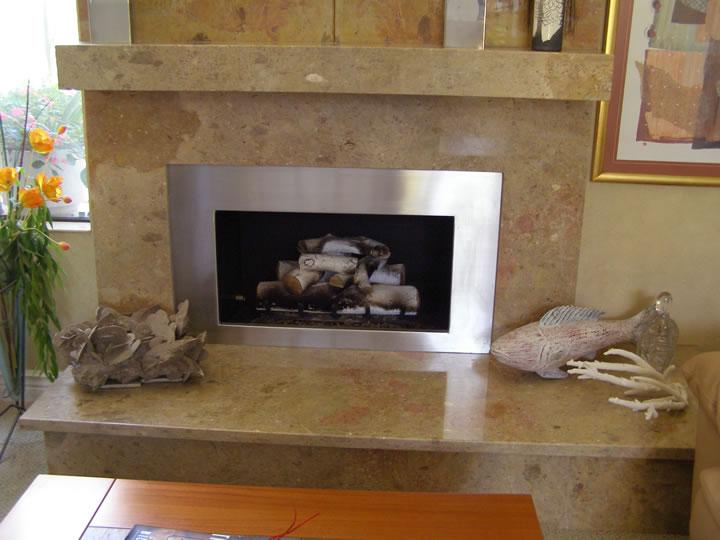 Crown Steel Mfg  Handrails Fireplace Surrounds