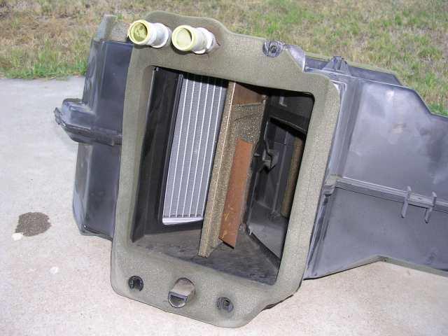dodge ram only blows defrost 1986 chevy power window wiring diagram 1999 f 150 blend door issue   autos weblog