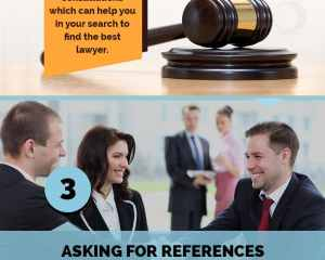 Infographic 5 Tips For Choosing The Right Lawyer Crowson Law Group
