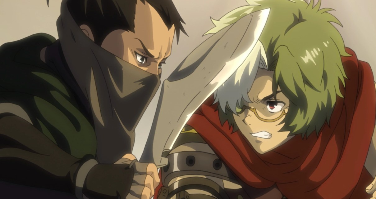 Kabaneri of the Iron Fortress Episode 10: So, Ikoma _can_ fight!