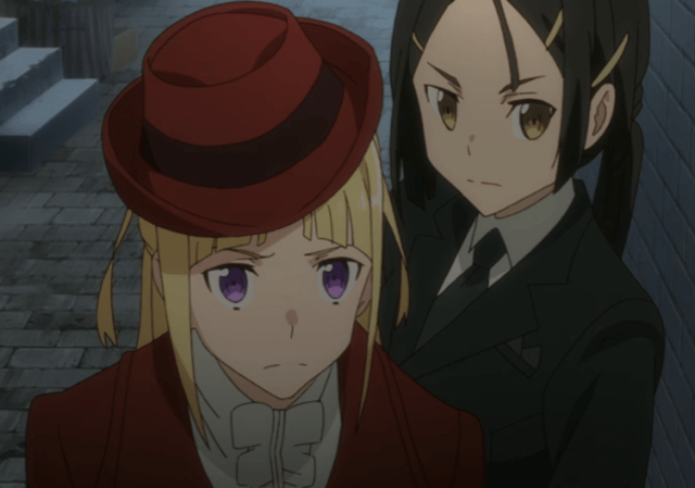 Izetta: The Last Witch Episode 12: Finé had to allow Sieghard be a diversion