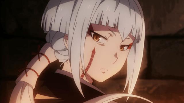 Blue Exorcist Kyoto Saga Episode 4: Mamushi surprises Juzo in the Deep Keep