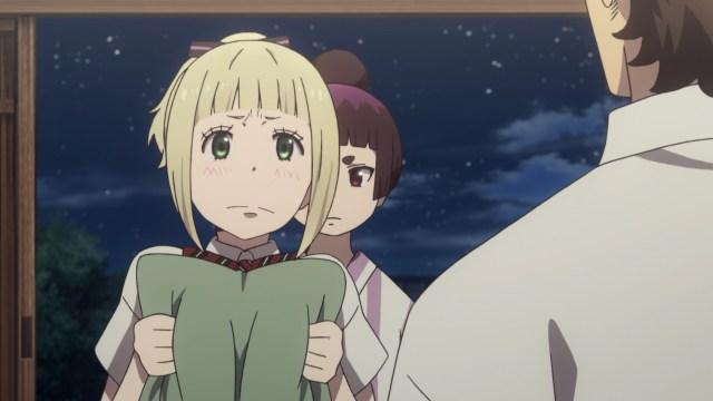 Blue Exorcist Kyoto Saga Episode 7: Moriyama supported Rin