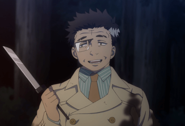 Blue Exorcist Kyoto Saga Episode 6: Todo's monologuing should annoy me. It didn't.