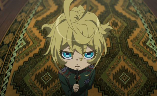 Saga of Tanya the Evil Episode 7: Tanya understands her battalion is to be a diversion.