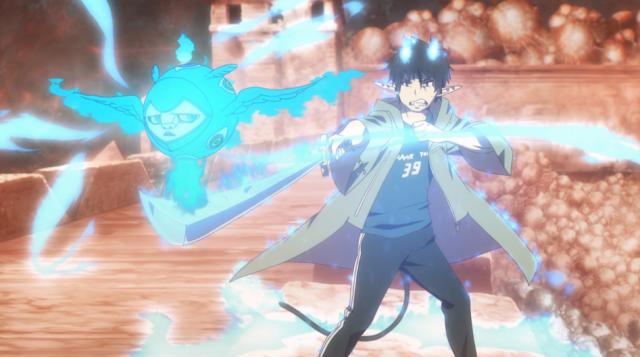 Blue Exorcist Kyoto Saga Episode 11: Will Ucchusma help Rin? Or kill everyone?