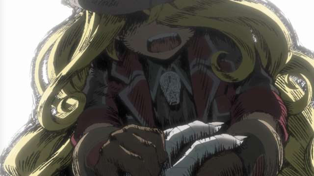 Made in Abyss Episode 8: Lyza really trusted Ouzen