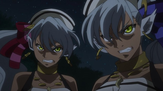 Grancrest Senki Episode 7