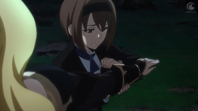Grancrest Senki Episode 9