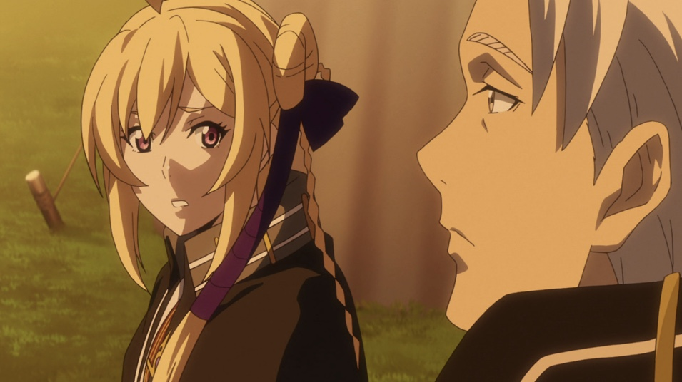 Grancrest Senki Episode 20