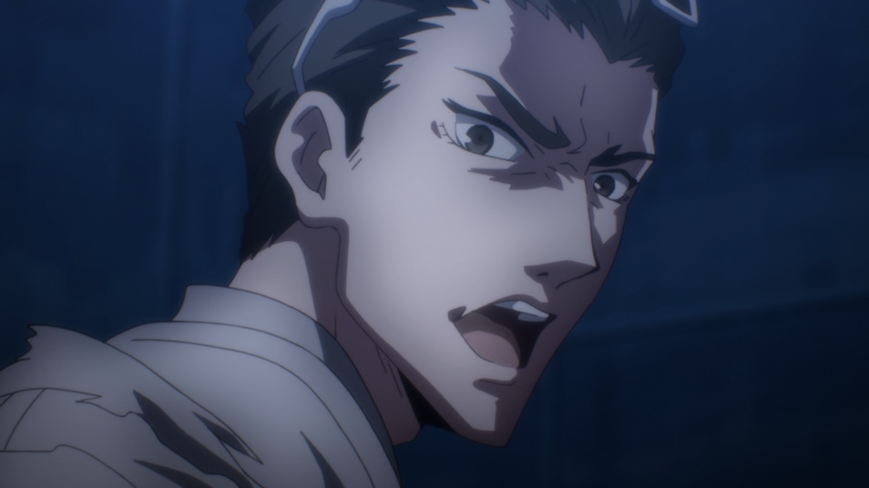 Caligula episode 9 review the fall of justice and a pink lit kotaro delivered my favorite quote of the episode theres no statute of limitations on mental trauma capture from the crunchyroll stream malvernweather Choice Image