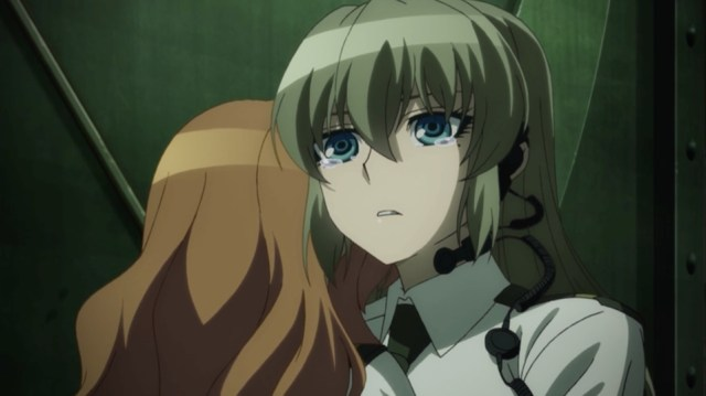Magical Girl Spec-Ops Asuka Episode 10: Kurumi pulled Asuka back from the edge