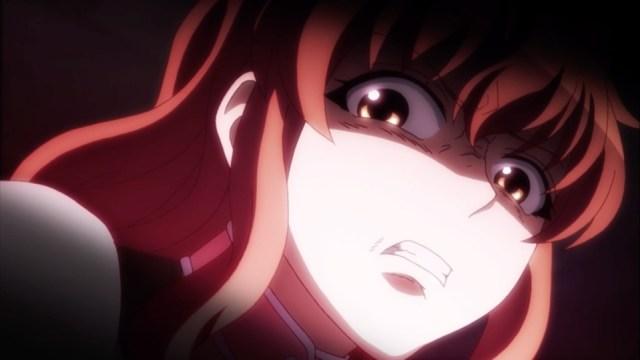 Magical Girl Spec-Ops Asuka Episode 12: Kurumi didn't appreciate Nazeni speaking out of turn