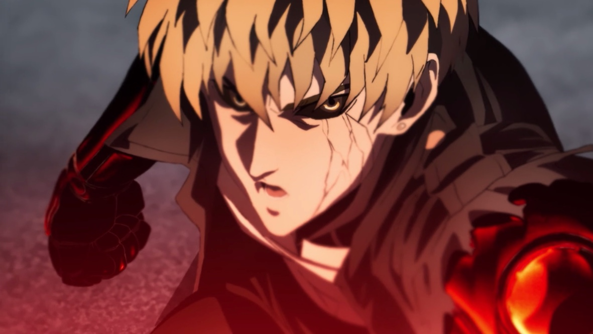 Review One Punch Man Season 2 Episode 01 Best In Show Crow S World Of Anime