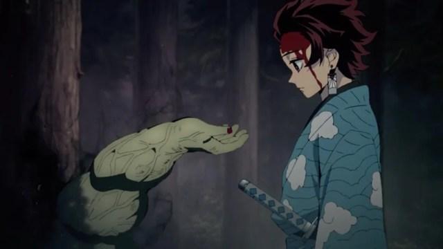 Demon Slayer Episode 5: Tanjirou is morally powerful