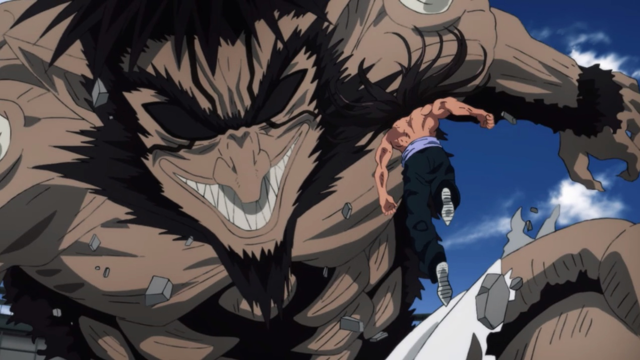 Review One Punch Man Episode Season 2 Episode 08 Best In Show Crow S World Of Anime