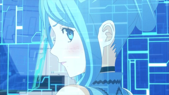 Review Of Arpeggio Of Blue Steel – Ars Nova – Episode 11: Takao is happy Gunzou is healing.