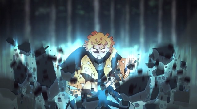 Demon Slayer: Kimetsu no Yaiba Episode 17: Combat Zenitsu is my favorite Zenitsu