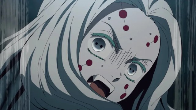 Demon Slayer: Kimetsu no Yaiba Episode 17: Little sister spider showed a suspicious lack of fear