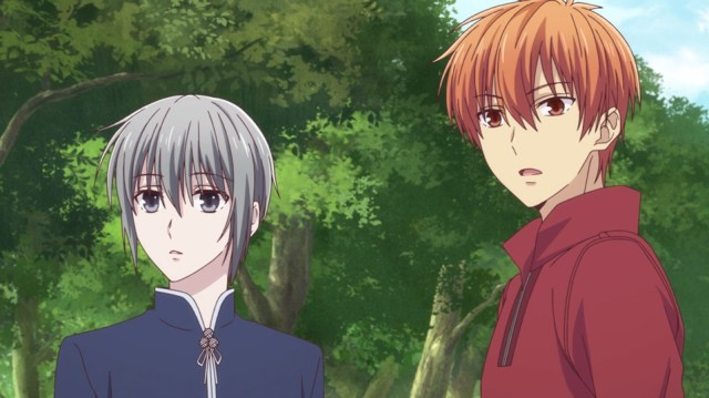 Review: Fruits Basket Episode 15: It wasn't Tooru's fault!