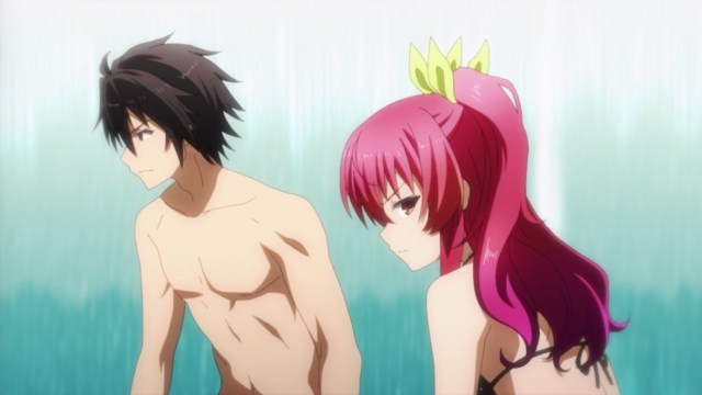 Review Of Chivalry Of A Failed Knight Episode 05: Ikki and Stella argue about nothing