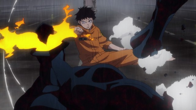 Review: Fire Force Episode 4: Shinra's not easily fooled