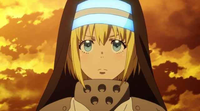 Review: Fire Force Episode 4: Iris has quite the steely gaze