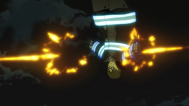 Review: Fire Force Episode 5: Takehisa is scary with pistols