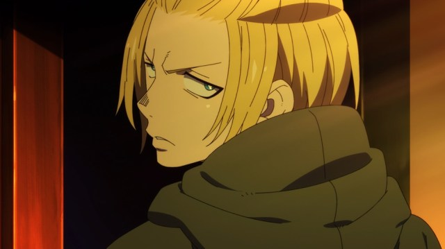 Review: Fire Force Episode 8: Arthur said something intelligent!