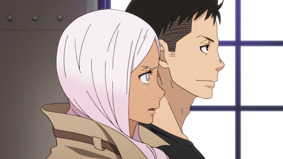 Review Fire Force Episode 15 Hibana Smells A Rat And A Dream Denied Crow S World Of Anime Enen no shouboutai episode 6characters : review fire force episode 15 hibana